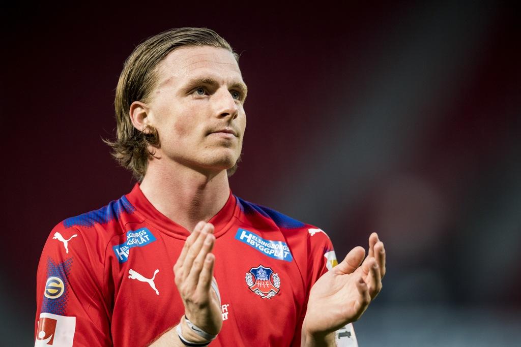 """Photo of HIF´s mittback tillbaka efter lång skadefrånvaro – """"Vi har alla möjligheter"""""""