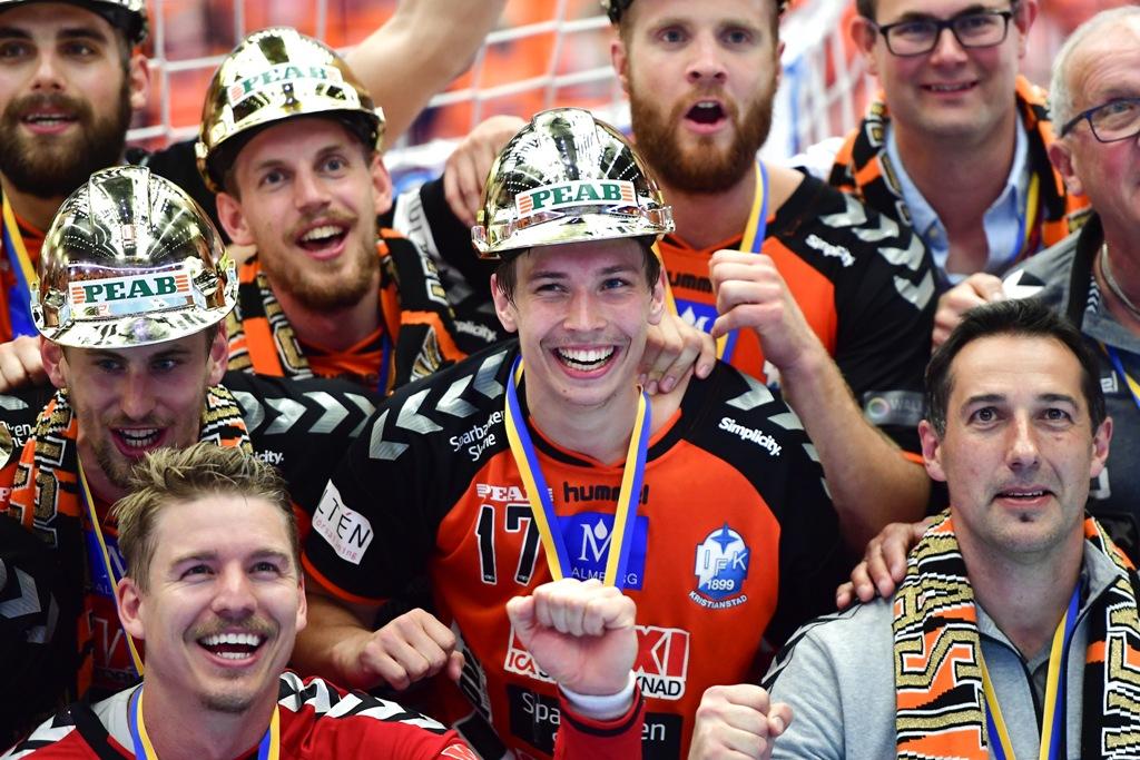 Photo of Bildspecial: IFK:s guldfirande