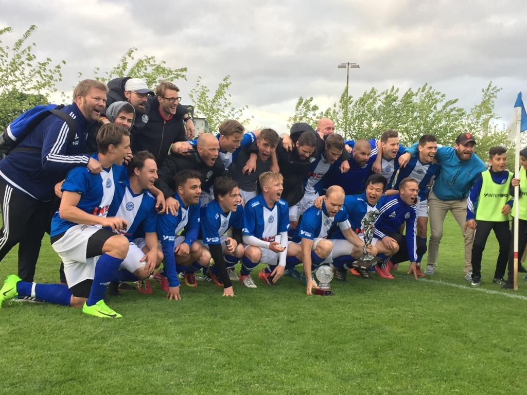 Photo of Kulladals FF är årets Malmömästare