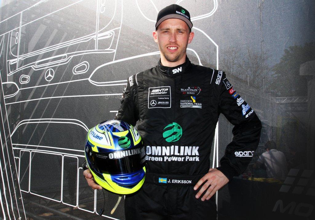 Photo of Eriksson har fått en smakstart – nu väntar Brands Hatch