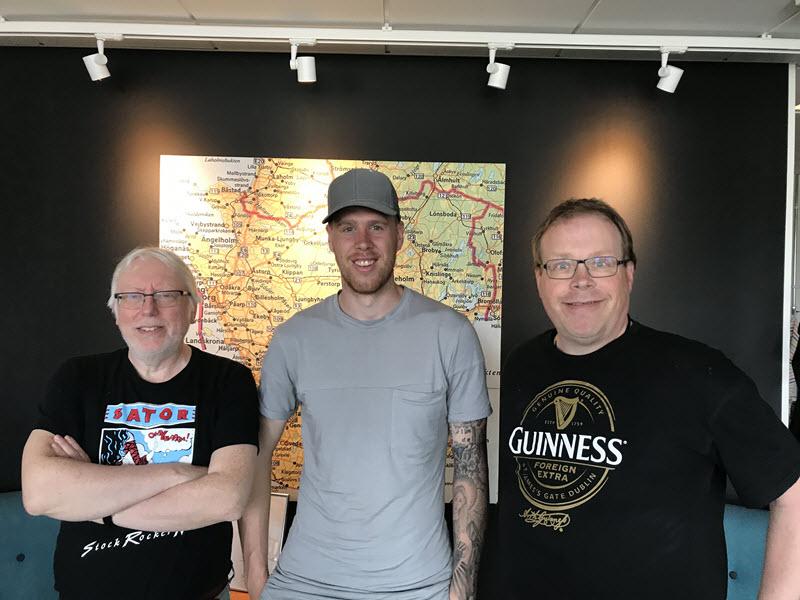 Photo of Blått snack 30 Maj – möt Leedsspelaren Pontus Jansson