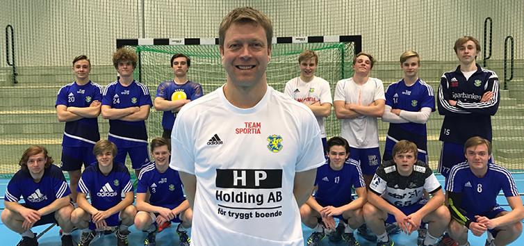 Photo of Årets ungdomscoach kommer från Ystad