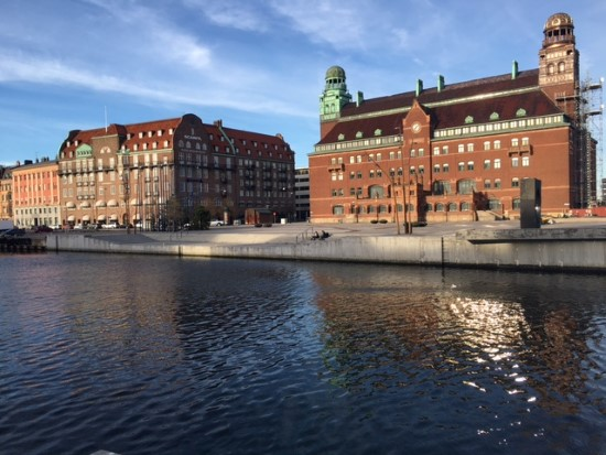 Photo of Malmö Triathlon flyttar in till centrum