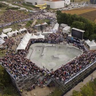 Photo of Dags för Skateboard-EM i Malmö