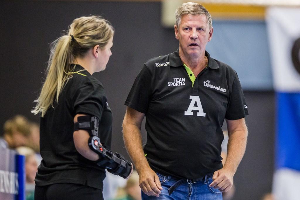 Photo of Lundagårds damer har fått en ny tränare