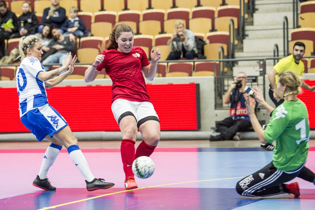 Photo of Sökes: Skånska damfutsal-lag