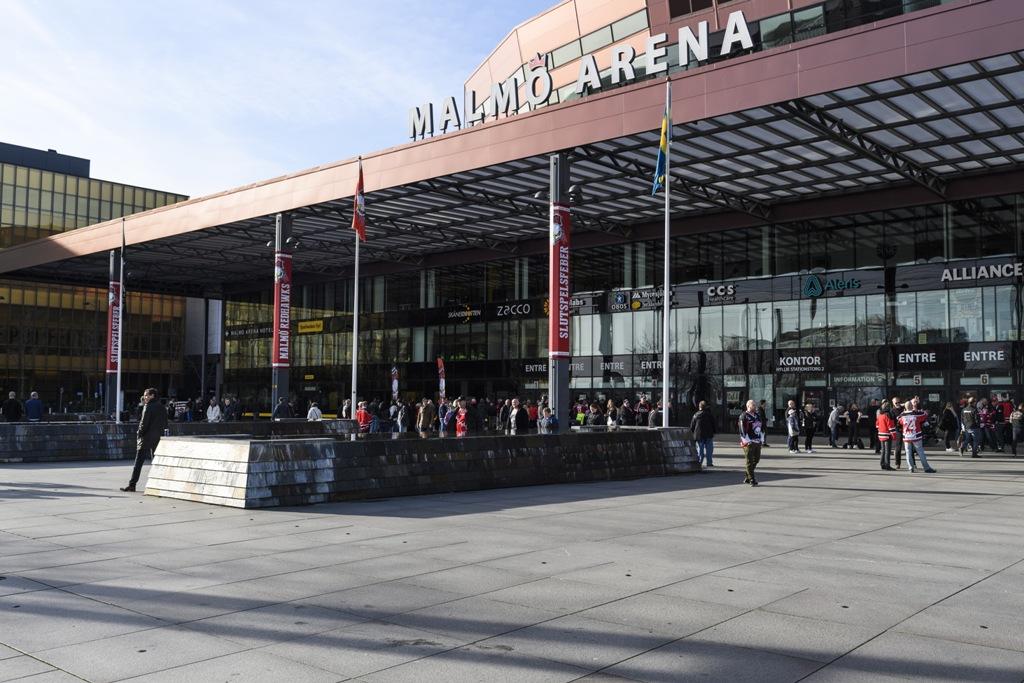 Photo of Stor hinderbanstävling i Malmö Arena