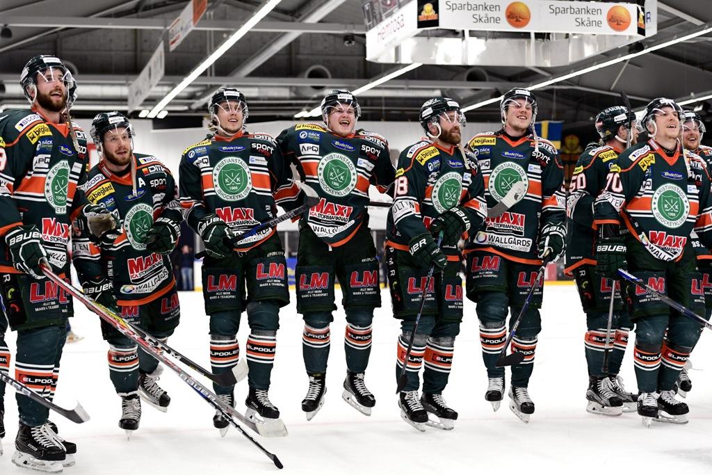 """Photo of Kristianstads IK: """"Vi har fokus på division ett"""""""