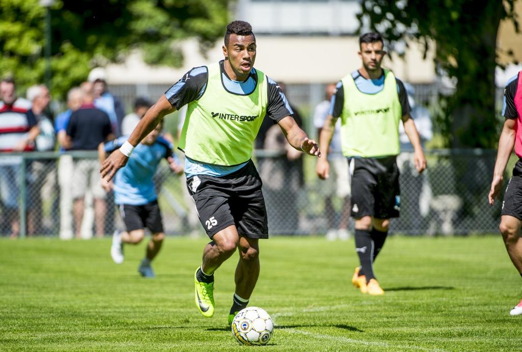 Photo of Carvalho borta resten av säsongen