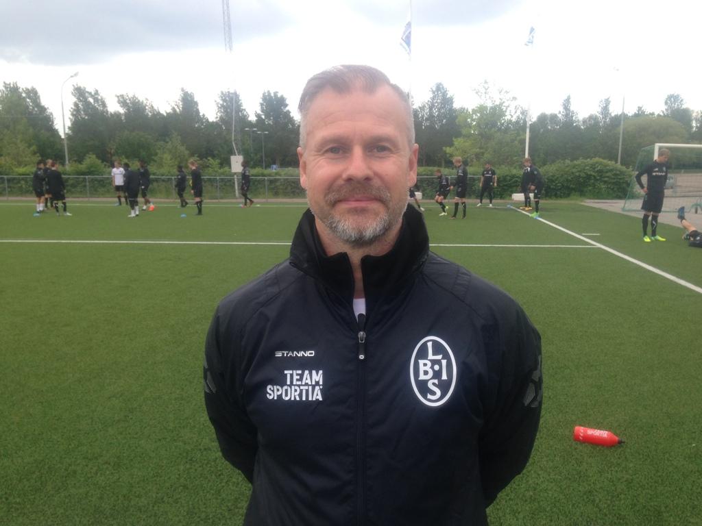 Photo of Björn Ågren tar plats i BoIS tränarstab