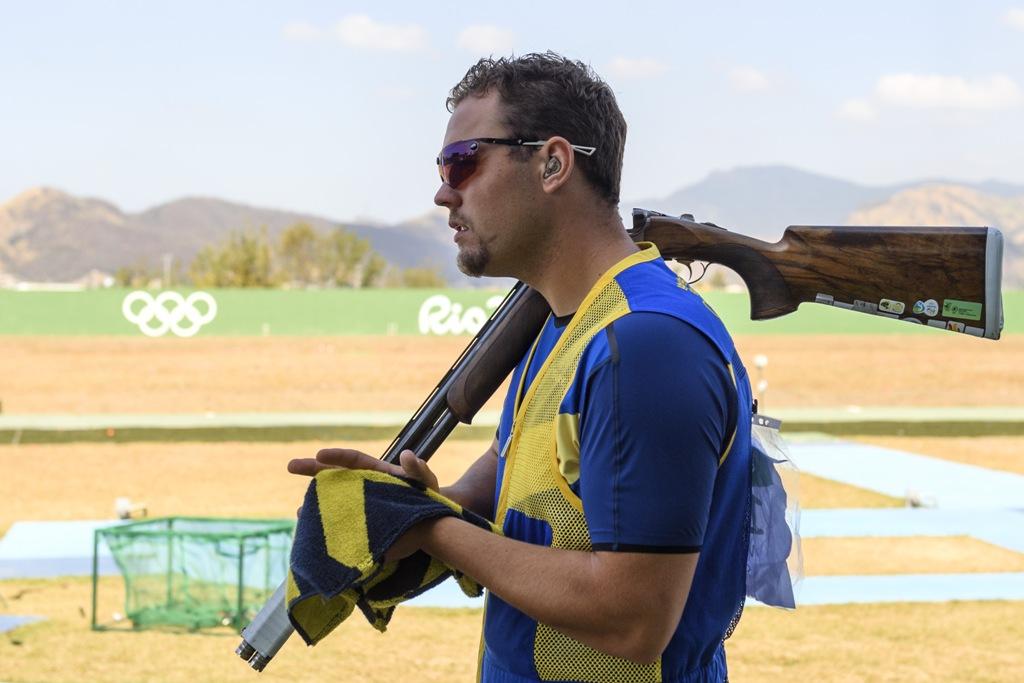Photo of Stefan Nilsson från Trelleborg vann SM i olympisk skeet