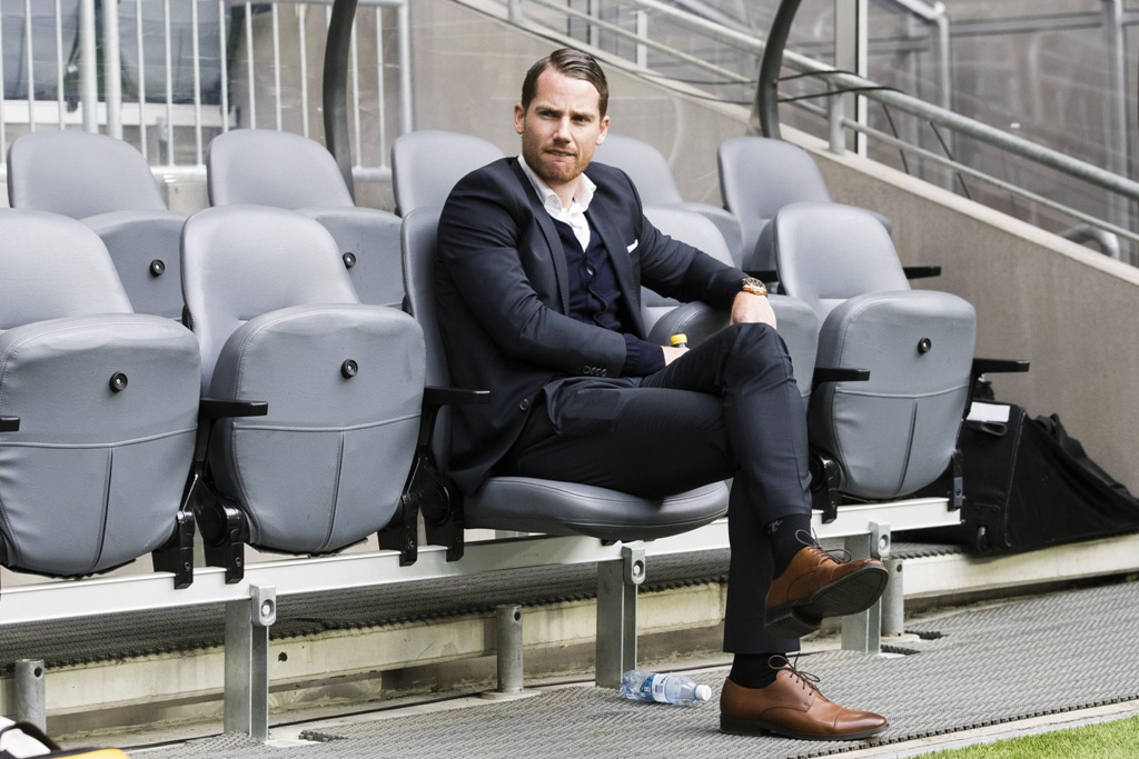 Photo of Johan Persson klar för Helsingborgs IF