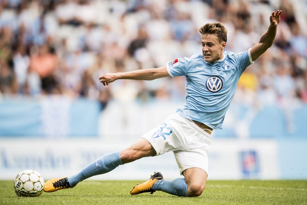 Photo of Mattias Svanberg: Jag har redan fått mer speltid