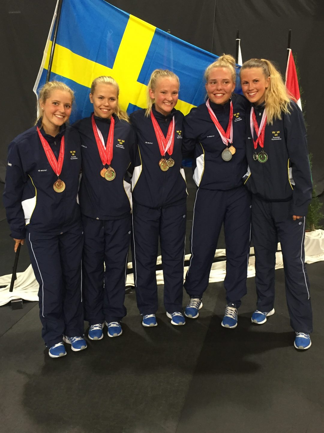 Photo of EM-guld till Kämpinge GF