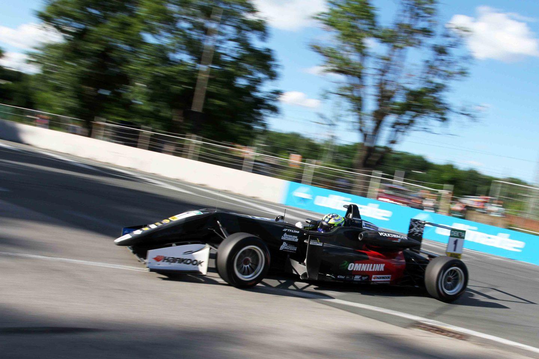 Photo of Tuff helg för Joel Eriksson i Formel 3-EM