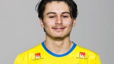 Photo of Zia Sakirovski byter AZ Alkmaar mot Österlen FF