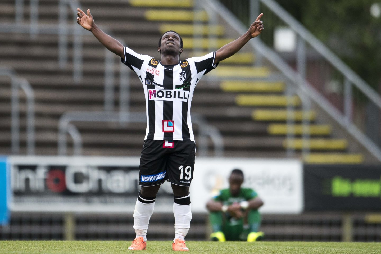 Photo of Thierry Zahui – spelaren som fann Gud i Skåne