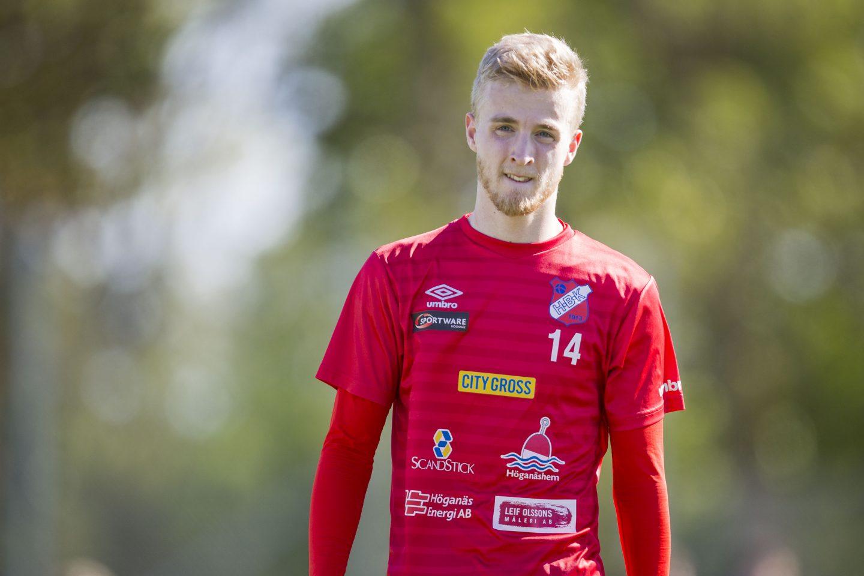 Photo of Från Höganäs i division två till danska Superligan