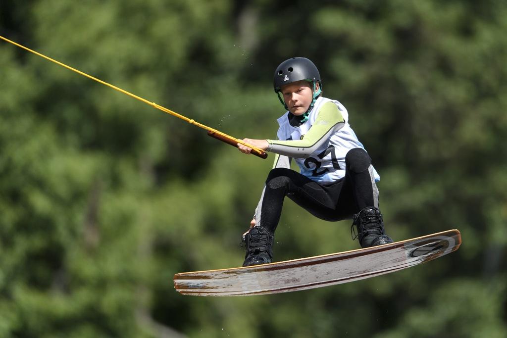 Photo of Wakeboard och Kitesurfing i Malmö i helgen