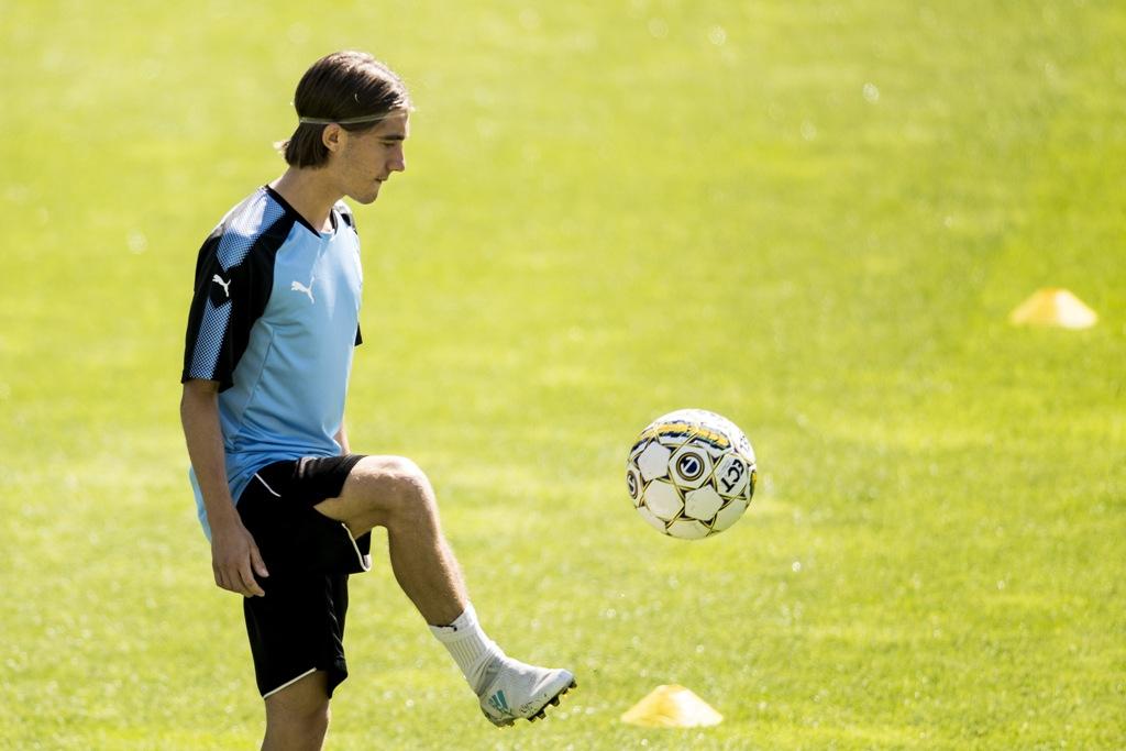 Photo of Anton Kralj hoppas på lärlingsplats i MFF nästa år
