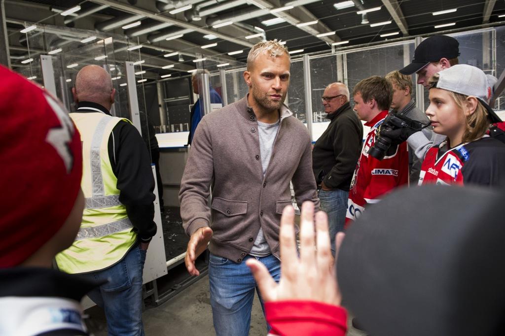 Photo of Tjärnqvist ny assisterande sportchef i Malmö Redhawks