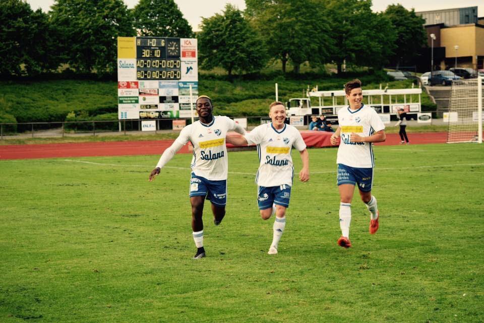 Photo of IFK Simrishamn heta inför höstracet