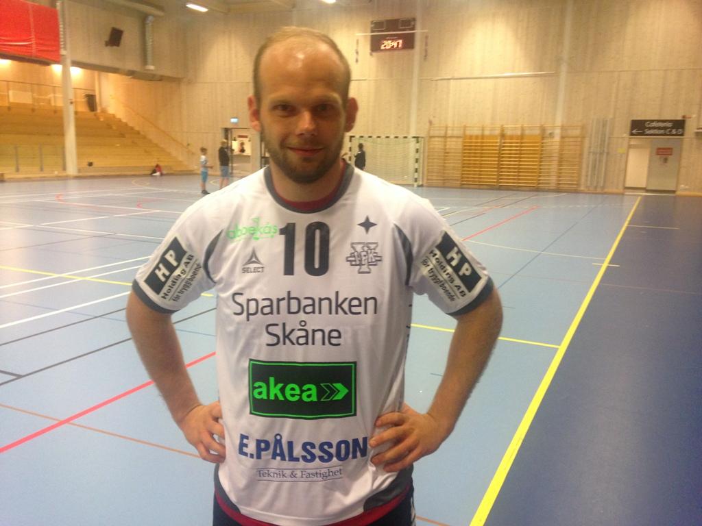 Photo of Nytändning för Zareba i IFK Ystad