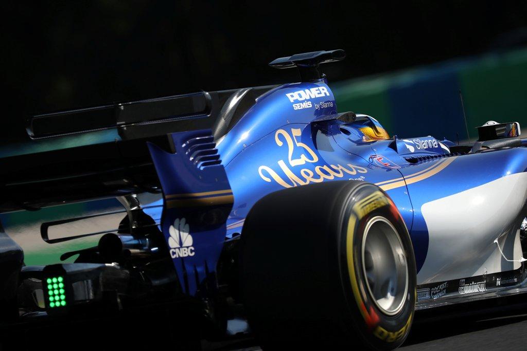 Photo of Lyckat F1-test för Gustav Malja