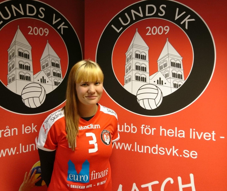 Photo of Ylva Minör till Lunds VK damelit