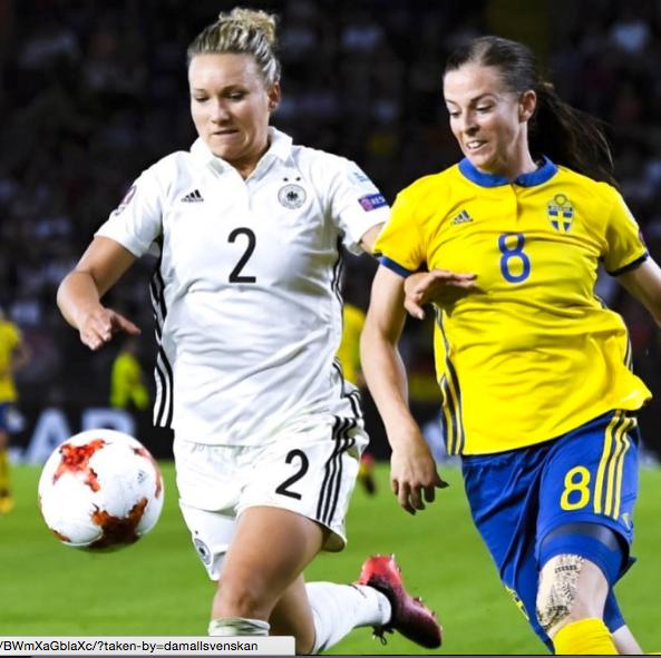 Photo of Skåne välrepresenterat i EM och Allsvenskan
