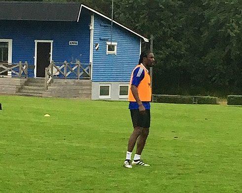 Photo of Etuhu – från AIK till IFK Rössjöholm i div 5