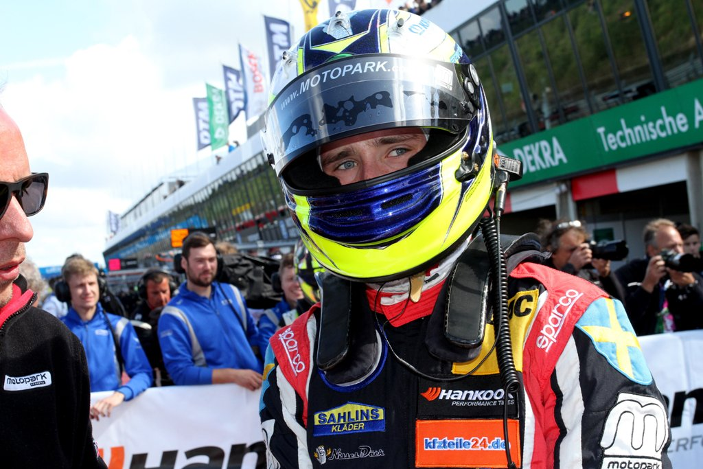 Photo of Ny plats på pallen för Joel Eriksson i Formel 3