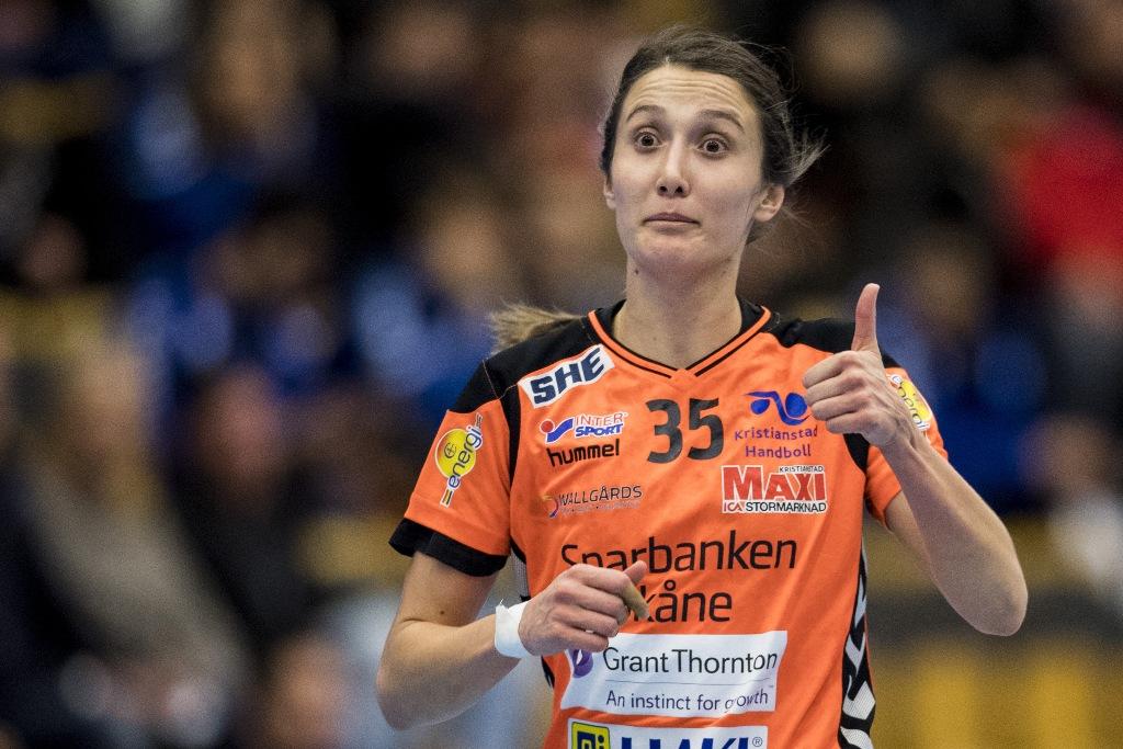 """Photo of Asli Iskit: """"Vi är ett topp fyra-lag"""""""