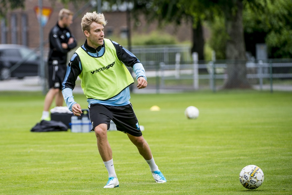 Photo of Rasmus Bengtsson kan få starta mot Hammarby