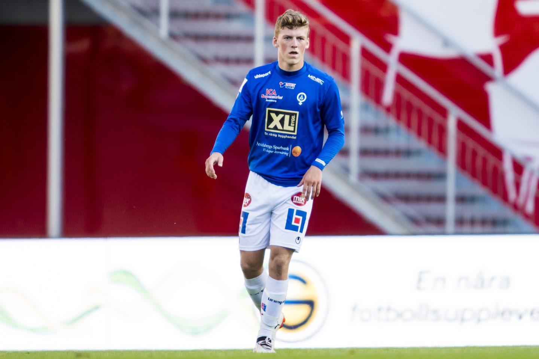 Photo of Teddy Bergqvist: härligt med ett år till i klubben jag älskar