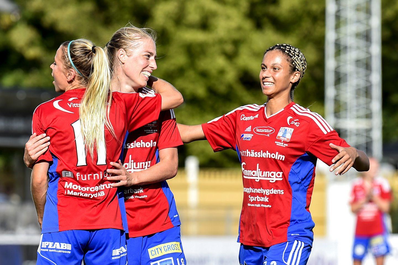 Photo of Vittsjös moral räddade poäng mot Rosengård
