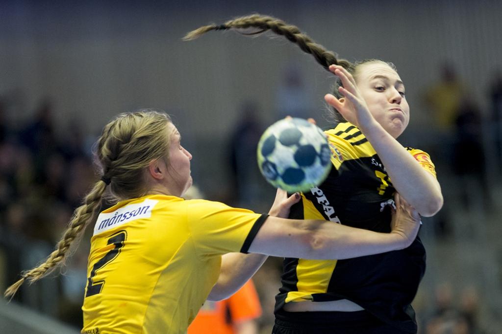 Photo of Eslöv utmanade Sävehof – i 35 minuter…