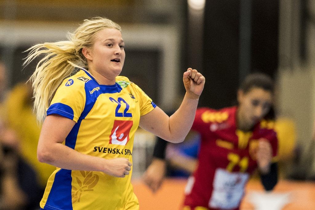 """Photo of Blomstrand: """"Jag vill ta en plats för gott"""""""