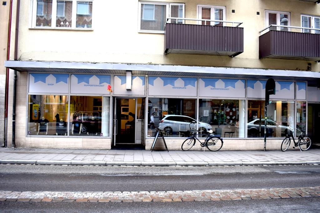Photo of Supporterhuset – en plats för alla MFF-intresserade