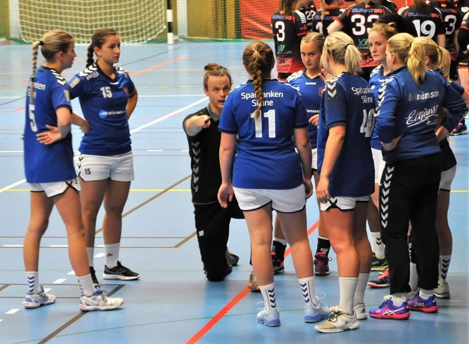 Photo of Lågans damer har tänt till med Fröborg