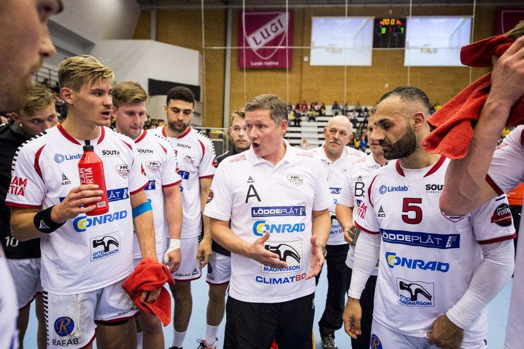 Photo of Stian förlänger med HK Malmö