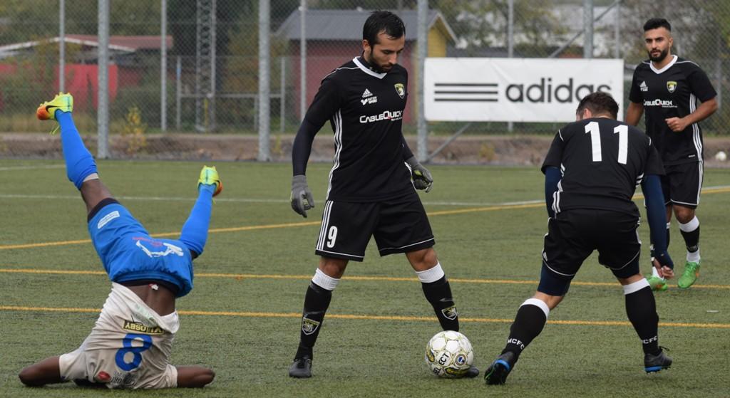 Photo of Malmö City FC tog klivet upp i division 3