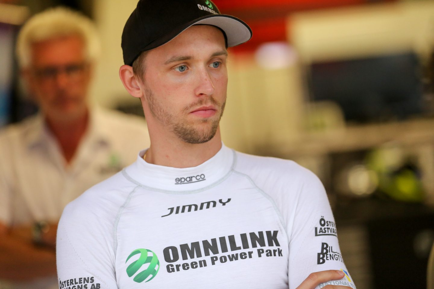 Photo of Jimmy Eriksson totaltrea i GT-racingen
