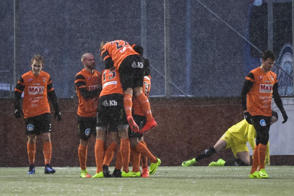 """Photo of Kristianstads FC:s ordförande: """"Det känns kolossalt bra"""""""