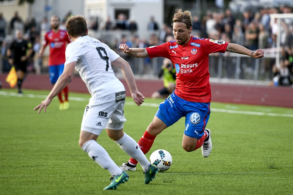 Photo of Kvartett lämnar HIF
