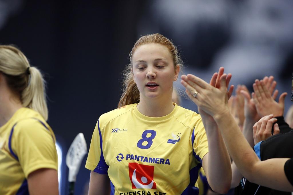 Photo of Ellen Rasmussen kom med i VM-truppen