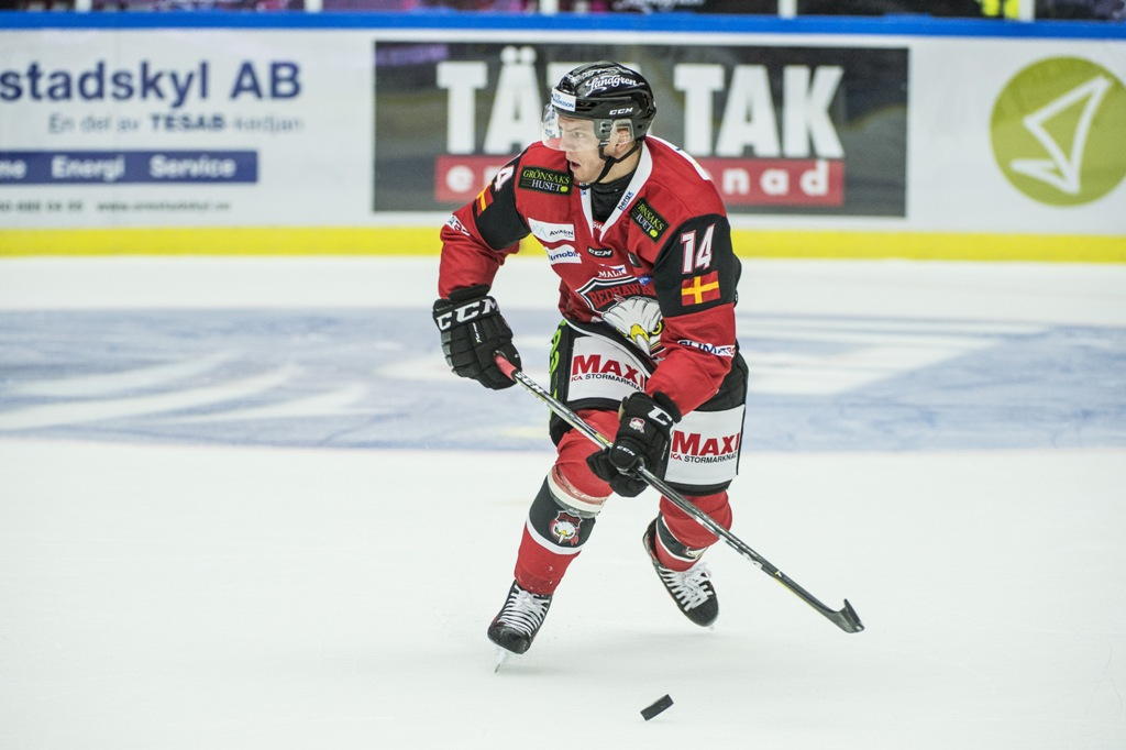 Photo of Redhawks förlänger med Lerby
