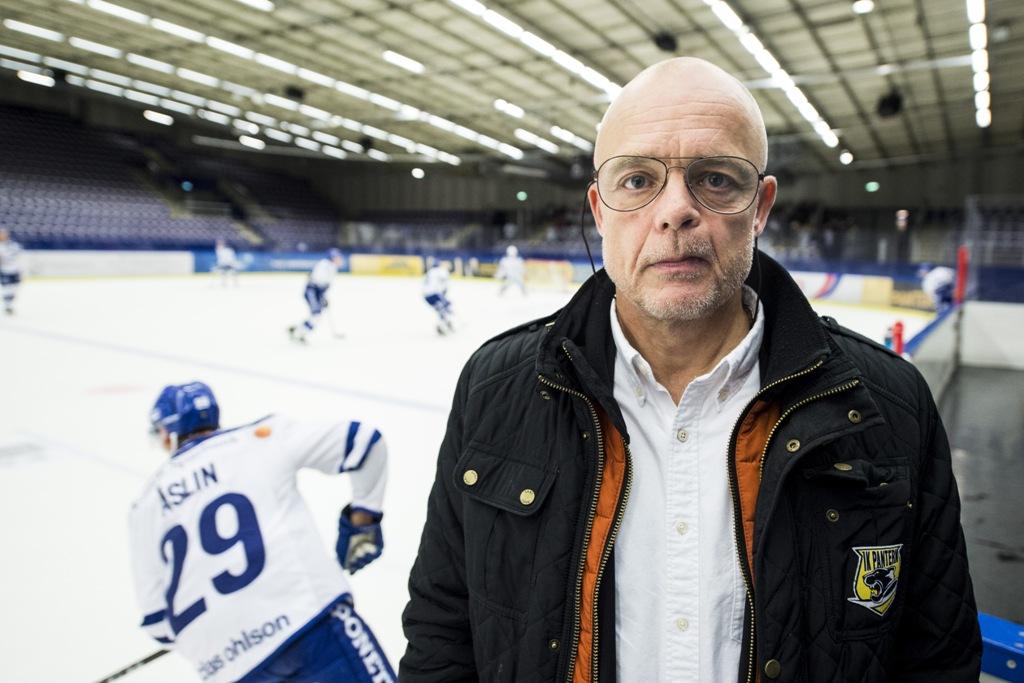 Photo of Panterns sportchef arbetsbefriad efter samarbetsvårigheter
