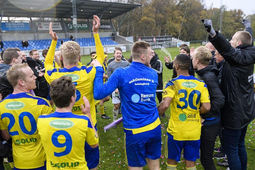Photo of Eskilsminne IF klart för division 1