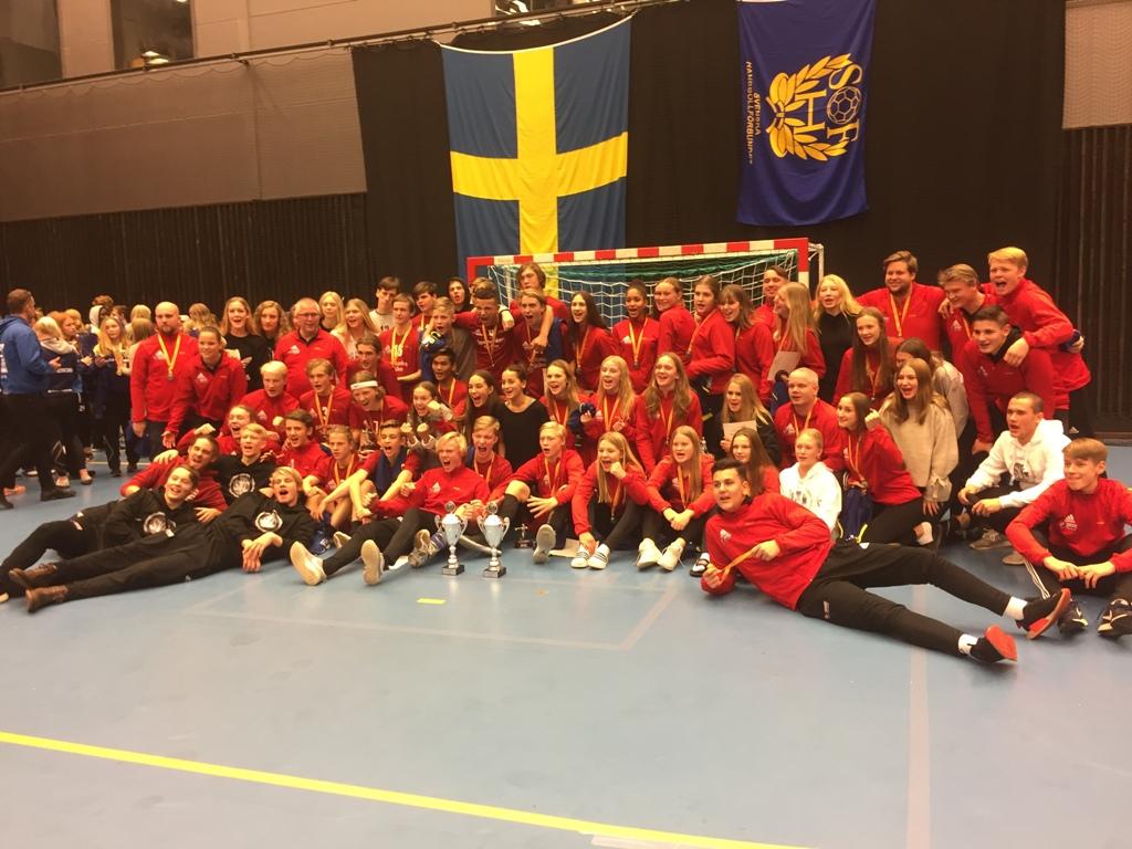 Photo of Inga guld – men skånska framgångar i Sverigecupen